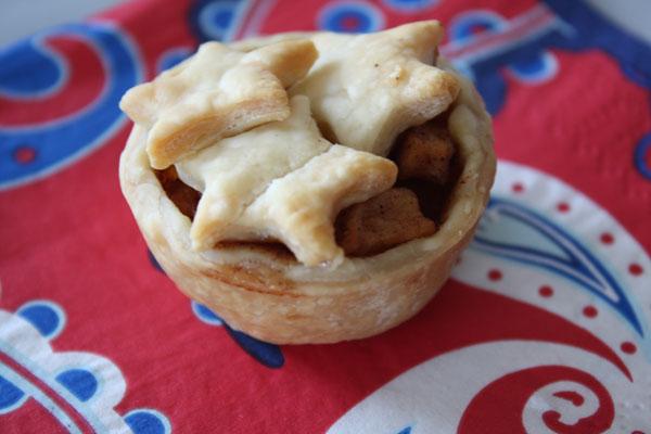 July 4th All American Dessert Buffet- Good 'Ole Apple Pie