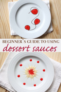Introduction to Dessert Sauces