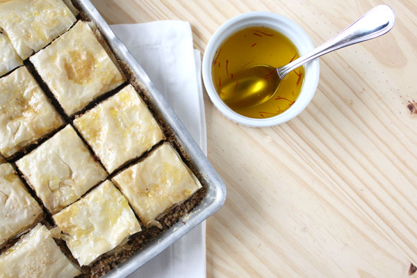 BAKLAVA RECIPE PISTACHIO HONEY | baklava recipe