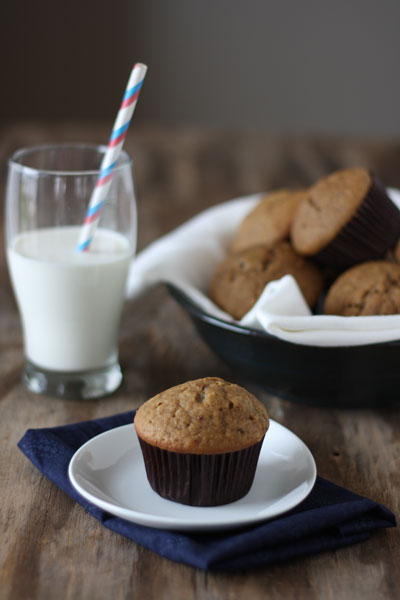 Post image for Photography Exercise with Espresso Chocolate Chip Muffins
