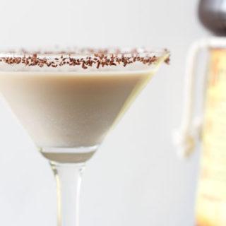 Chocolate Hazelnut Espresso Cocktail