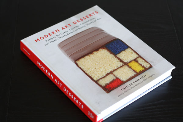 Post image for Modern Art Desserts, truly edible works of art