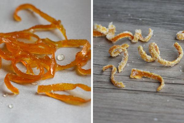 Candied Orange Peel - Pub Peels Recipe — Dishmaps