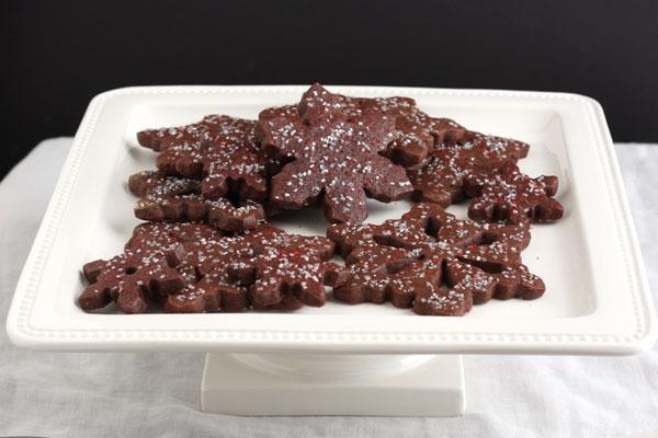Snowflake-Cookies