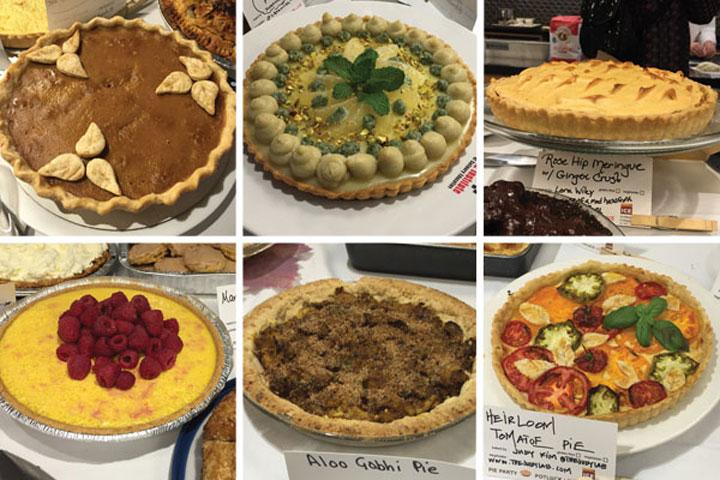 Pie Party 2015 Pies #PiePartyICE