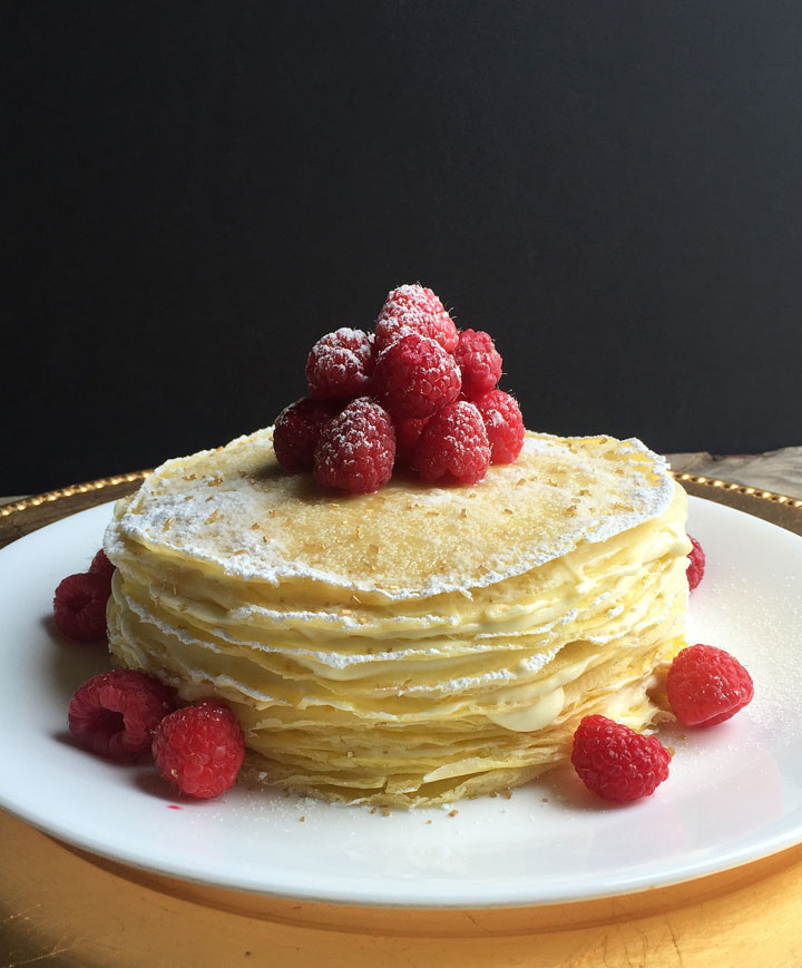 Tips for Making a Crepe Cake | DessArts