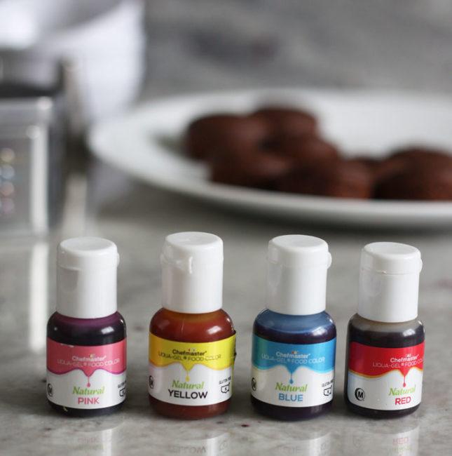 Chefmaster Natural Food Dye Gel