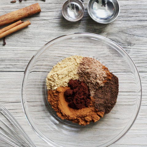 Do you love cooking with pumpkin pie spice? You can easily make your own batch of pumpkin pie spice in just a few minutes.