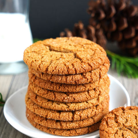 Gingersnap Cookies